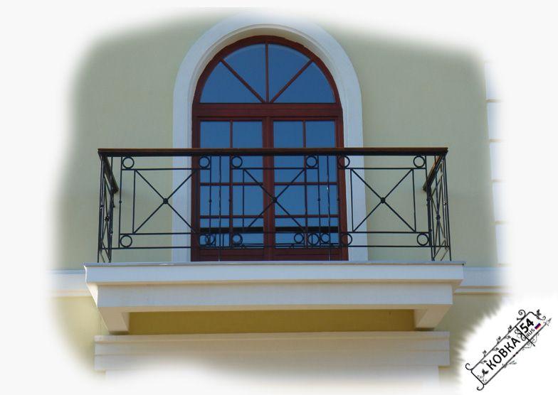 Кованные балконы руза и руский район.
